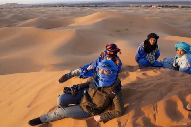 Paquita y los bereberes
